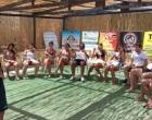 Il selezionatore FEDERVOLLEY Riccardo Garofalo al 1° clinic di Beach Volley