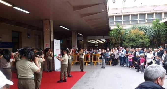 6° Reggimento Bersaglieri Trapani a Palermo per l'anniversario della Repubblica