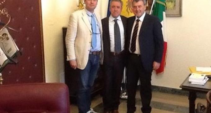 Pino Libeccio consulente del Megafono all'Ars