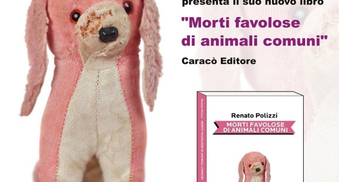 """Trapani: giovedì presentazione del libro """"Morti favolose di animali comuni"""""""
