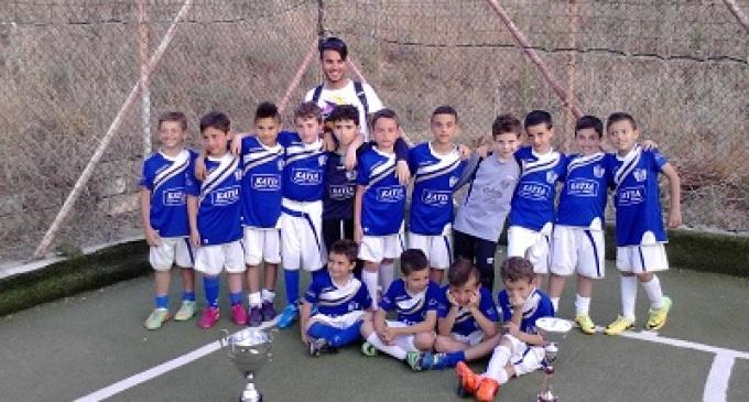 1°posto per l'ASD Nuova Partanna Calcio al XIV° Memorial G. Matranga