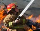 Vasto incendio nella borgata di Triscina, il Sindaco rinvia il mercatino del lunedì
