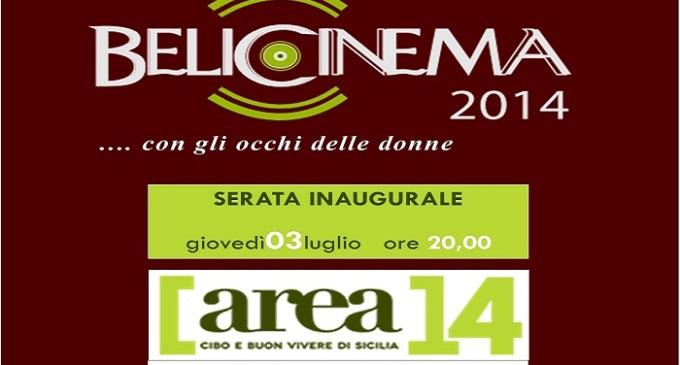 """Area 14: domani Serata inaugurale """"Belicinema"""""""