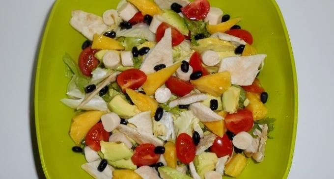 """""""…le delizie del PaLato"""": La mia insalata esotica"""