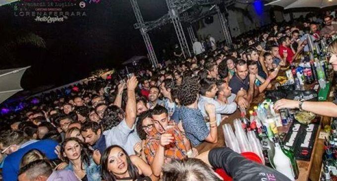Gibellina: folla sotto le stelle a ritmo di musica