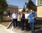 Castelvetrano: inaugurato il nuovo parcheggio nei pressi dell'ospedale
