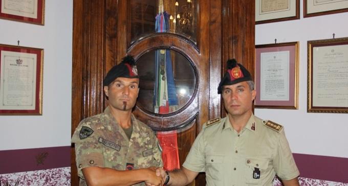 Il 6° Reggimento Bersaglieri riabbraccia il Caporal Maggiore Millocca