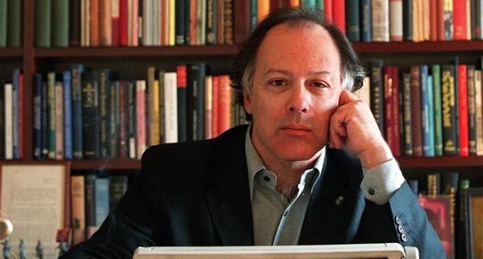 """Conferenza stampa  con Javier Marías, vincitore del premio """"Giuseppe Tomasi di Lampedusa"""""""