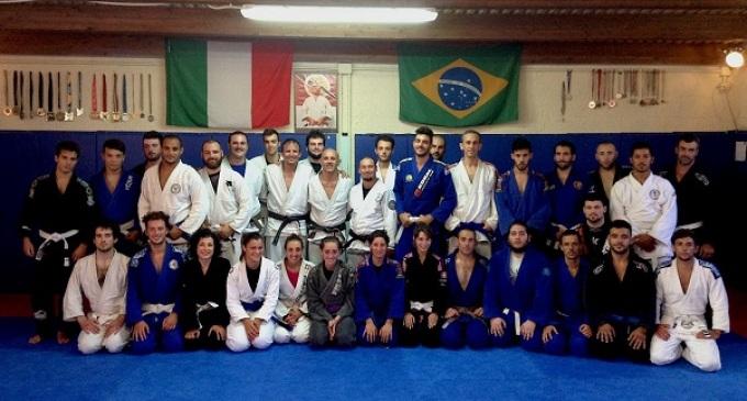 Brazilian Jiu Jitsu: il Maestro Jay Turner ospite allo stage regionale a Marsala