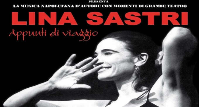 Partanna: annullato lo spettacolo di Lina Sastri di mercoledì 20 agosto