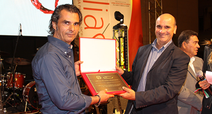 """L'azienda Gioia & Sieli S.n.C. di Partanna premiata alla sesta edizione di """"Siciliamo"""""""