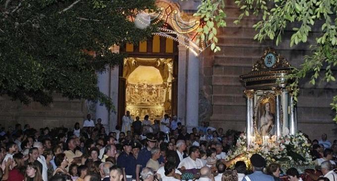 Mazara del Vallo: al via la festa della Madonna del Paradiso