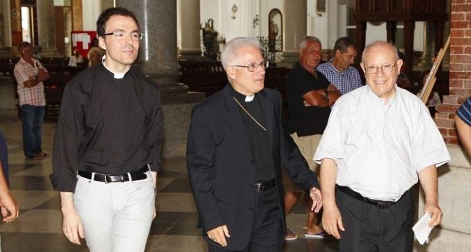 Marsala: 50 anni di sacerdozio, messa e festa per don Giuseppe Ponte