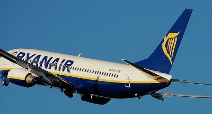 Birgi, comuni non pagano quote per sostenere l'aeroporto e Ryanair rischia di volare via