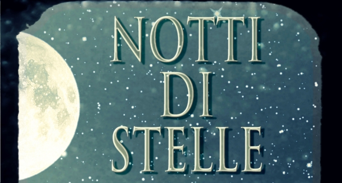 """Santa Ninfa: 22 agosto al Castello di Rampinzeri """"Notti di Stelle"""""""