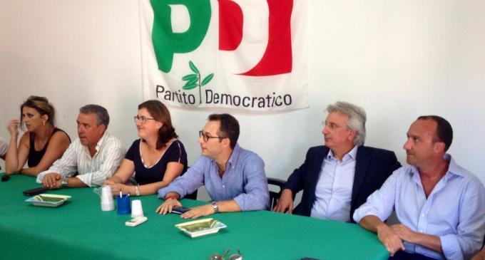 Trapani: sancito ufficialmente il Patto Federativo tra PSI e PD