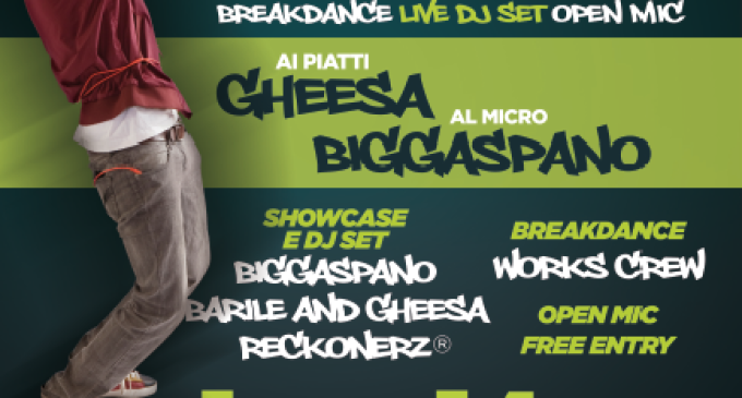 Sicilian Block Party: una battaglia rap sul ring di Area 14