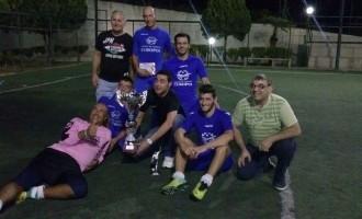 L'Europol di Alcamo vince il torneo interforze di calcio a cinque