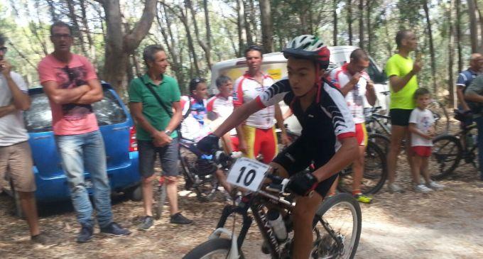 Il partannese Francesco Messina si conferma vincitore nella Mountain Bike