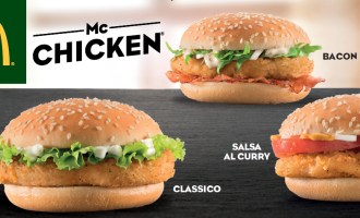 Gusta presso il McDonald's di Castelvetrano i nuovi McChicken