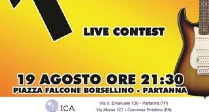 Partanna: martedì 19 agosto 1° Belice Rock Festival