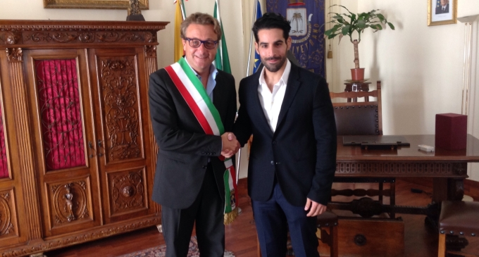 Castelvetrano: il Sindaco ha ricevuto un membro della famiglia reale del Kuwait