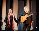 Francesco Buzzurro e Antonella Ruggiero in concerto alla Basilica di San Leone di Assoro