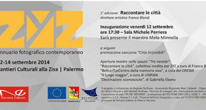 Palermo: da oggi a domenica prima edizione della rassegna fotografica Zyz
