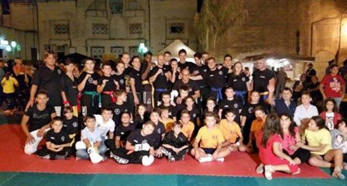 L'ASD Another Way Kick boxing ringrazia per il successo della II Notte dello Sport