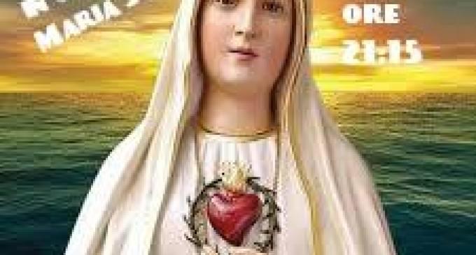 Partanna: stasera la celebrazione della Processione in onore di Maria SS.
