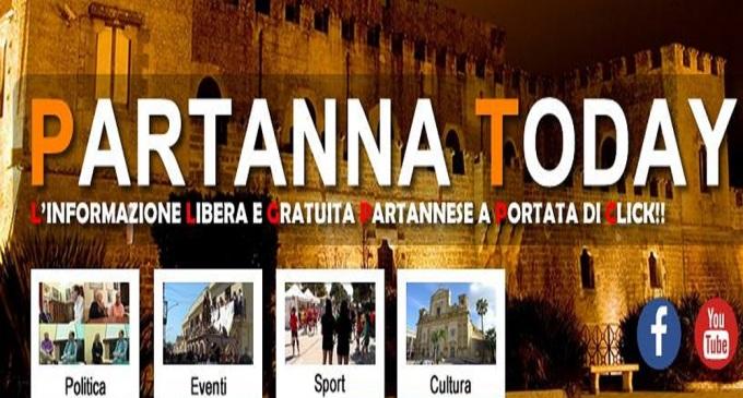 """Partanna Today"" : lasciano Nastasi e Lombardo"