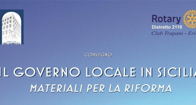 L'Agro-Ericino si confronta sul governo locale in Sicilia