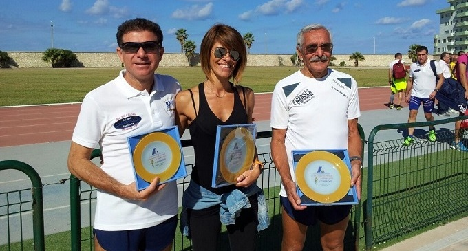 "Ennesimo successo per i ""Natistanchi Runners"""