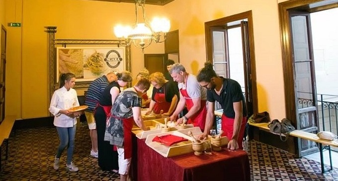 """Proseguono gli incontri al centro di cultura gastronomica """"Nuara – Cook Sicily"""""""