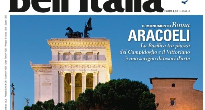 La Rivista Bell'Italia della Cairo Editore dedica un ampio reportage a Castelvetrano