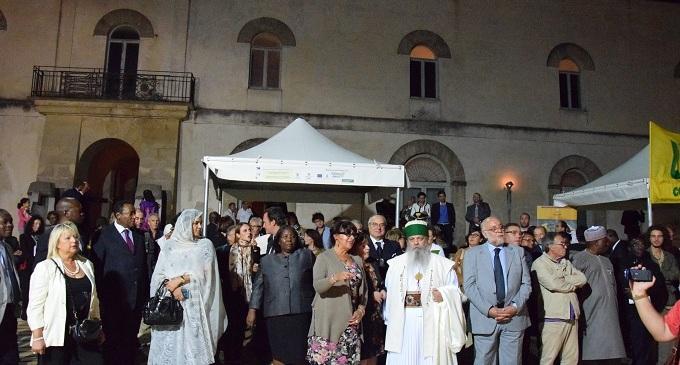 Gibellina: delegazioni estere in visita alla Fondazione Orestiadi
