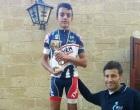 Mountan bike , il partannese Francesco Messina vince il campionato