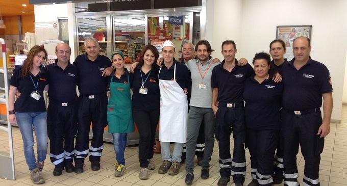 """La Croce Rossa di Marsala partecipa alla campagna  """"Metti in tavola la solidarieta"""""""