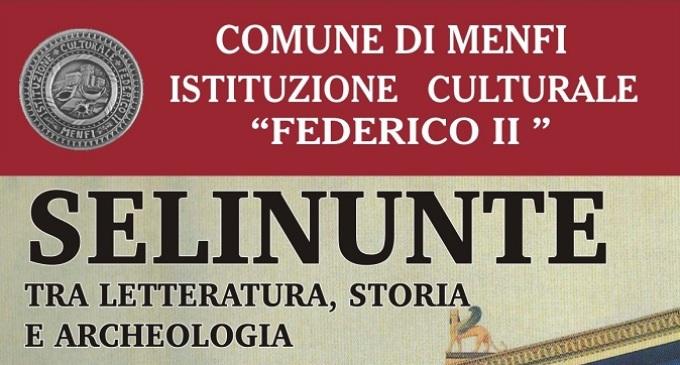 Menfi: sabato 18 ottobre una conferenza su Selinunte