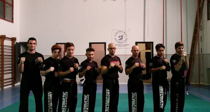 L'Another Way ai mondiali di kick boxing in Tunisia