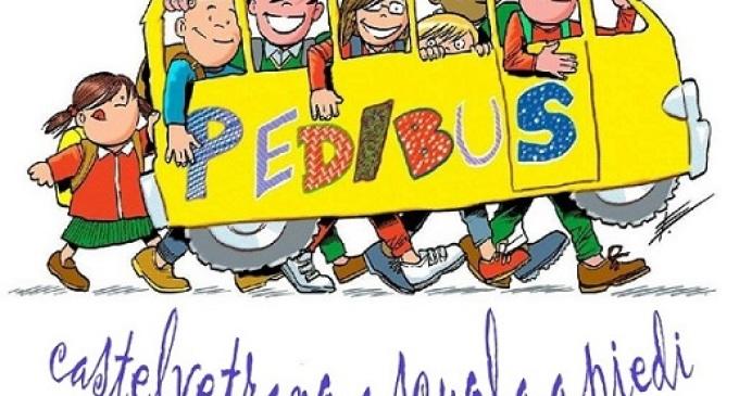 """Castelvetrano: tutti a scuola con il progetto """"Pedibus"""""""