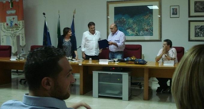 Santa Ninfa: la visita del sindaco di Almacelles