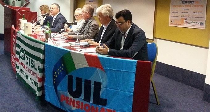 Palermo: i pensionati trapanesi manifesteranno a tutela dei diritti della categoria