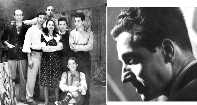 Castello Grifeo: presentazione affresco giovanile dell'artista partannese Antonio Sanfilippo
