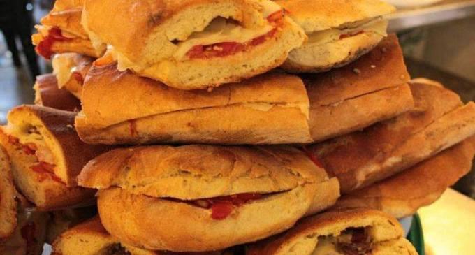 Santa Ninfa: successo per la degustazione dei prodotti tipici
