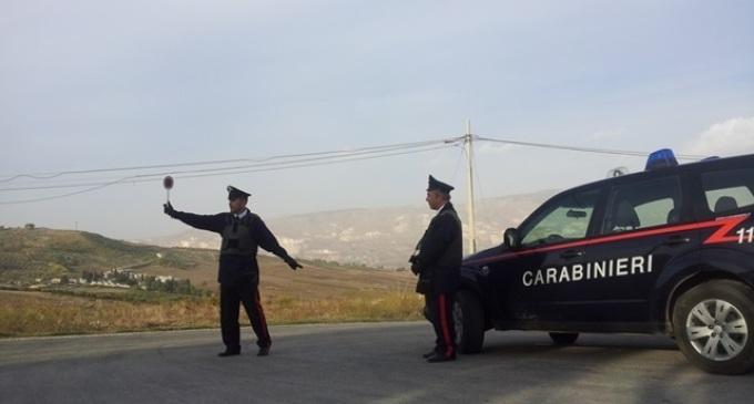 Arrestato per ricettazione dai carabinieri un pregiudicato di Buseto Palizzolo