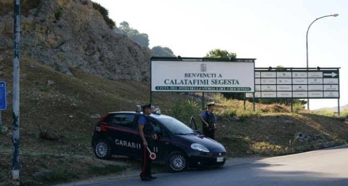 Ladro arrestato nella notte dai Carabinieri di Calatafimi Segesta