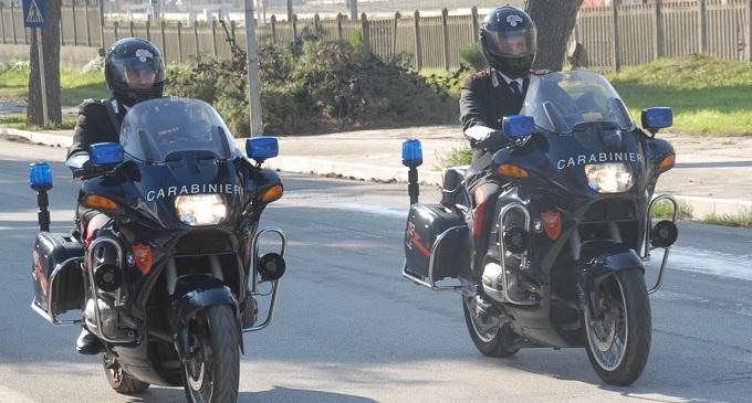 Carabinieri di Trapani: cinque arresti nel weekend