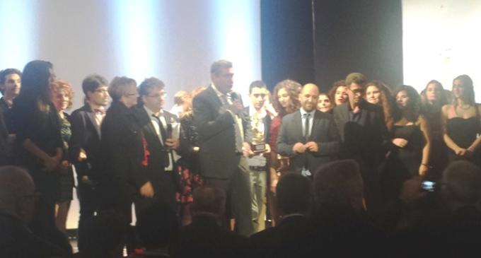 """Partanna: il Liceo Majorana di Scordia vince il """"Grifo D'Oro"""""""