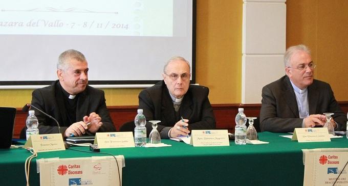 Mazara del Vallo: concluso il meeting dei bracci operativi delle Caritas siciliane